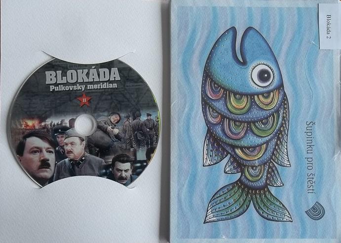 Blokáda II.DVD