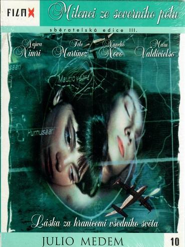 MILENCI ZE SEVERNÍHO PÓLU - DVD