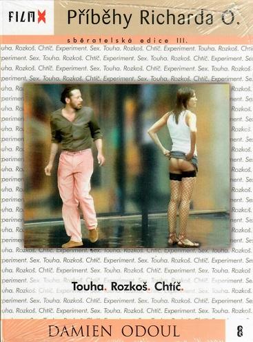 Příběhy Richarda O ( digipack ) - DVD
