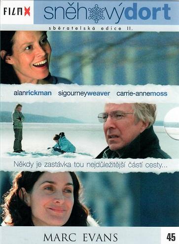 Sněhový dort ( digipack ) - DVD
