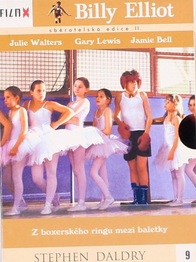 Billy Elliot - digipack DVD FilmX 9