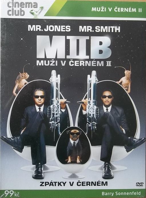 Muži v černém 2 - DVD