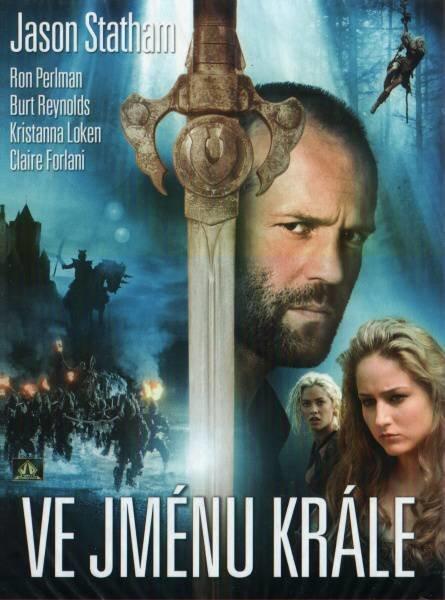 Ve jménu krále ( digipack ) - DVD