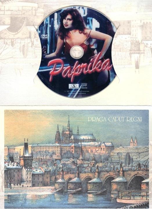 Paprika ( dárkový obal ) - DVD