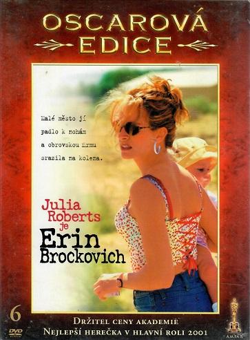Erin Brockovich ( digipack ) - DVD