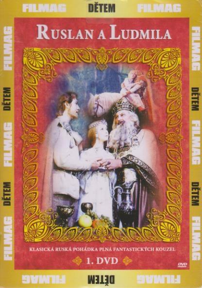 Ruslan a Ludmila 1.DVD