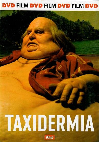 Taxidermia ( pošetka ) - DVD