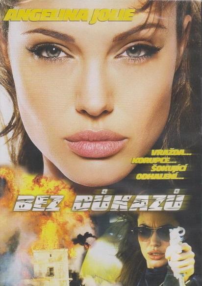 Bez důkazů ( plast ) - DVD