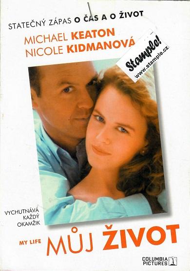Můj život ( pošetka ) - DVD