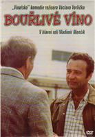 Bouřlivé víno DVD
