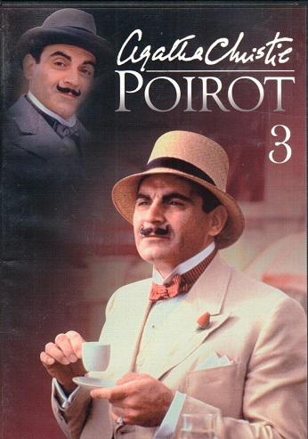 Poirot 3 ( zvuk český )  - DVD