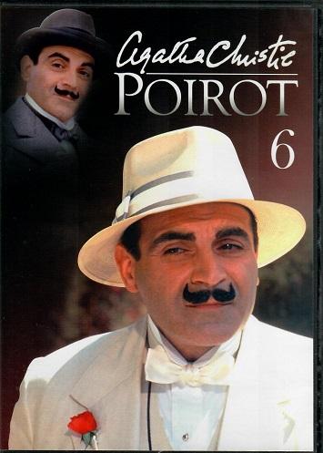 Poirot 6 ( zvuk český ) - DVD