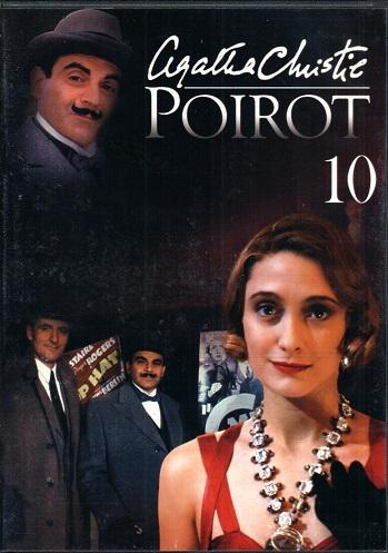 Poirot 10 ( zvuk český ) - DVD