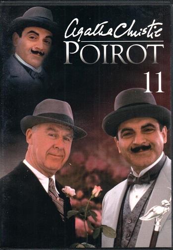 Poirot 11 ( zvuk český ) - DVD