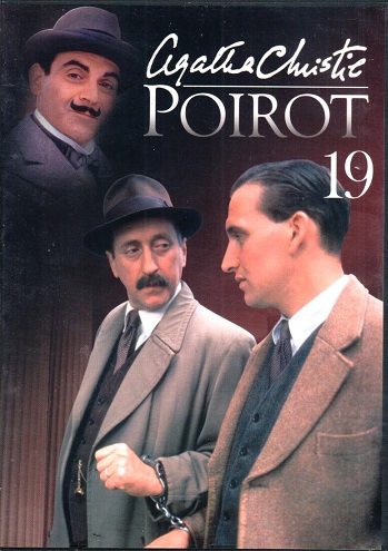 Poirot 19  ( zvuk český ) - DVD