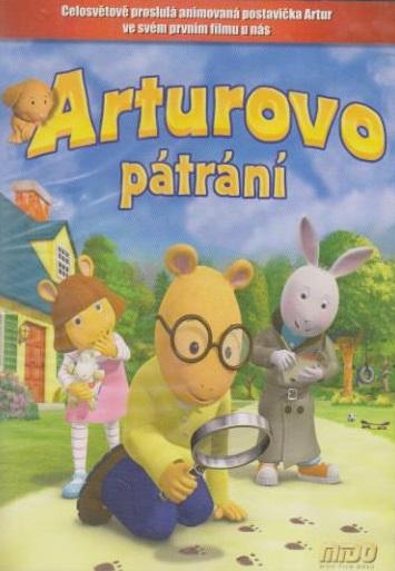 Arturovo pátrání ( slim ) DVD