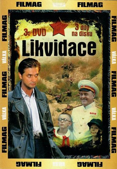 Likvidace 3. DVD