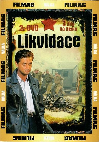 Likvidace 2. - DVD pošetka