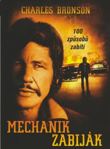 Mechanik Zabiják - DVD