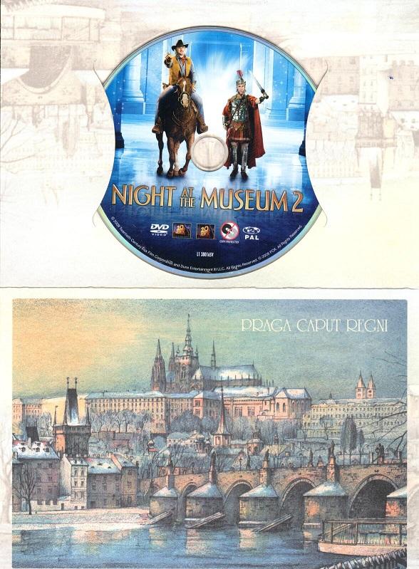 Noc v muzeu 2 ( dárkový obal ) DVD