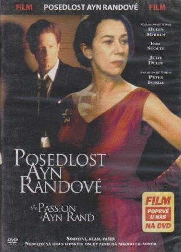 Posedlost Ayn Randové - DVD