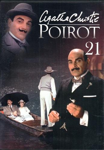 Poirot 21 ( zvuk český ) - DVD
