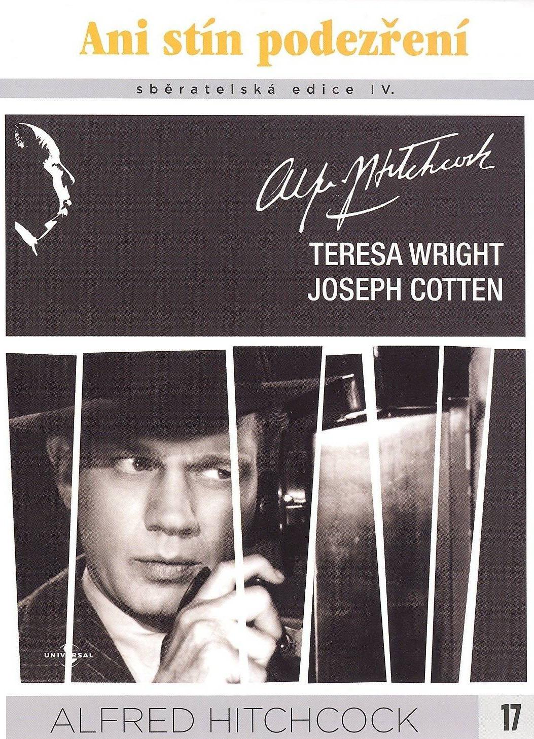 Ani stín podezření ( digipack ) - DVD