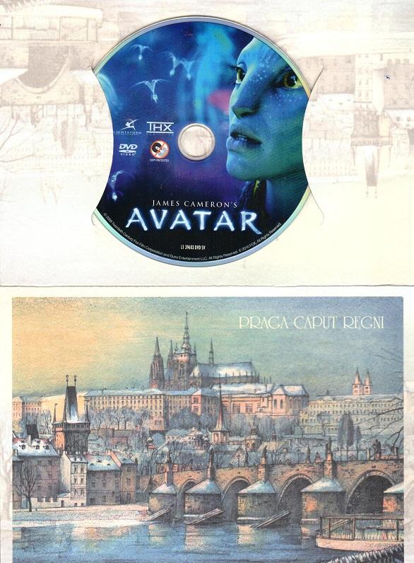 Avatar ( dárkový obal ) DVD