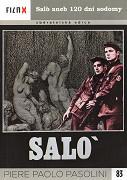 Saló aneb 120 dnů sodomy ( digipack ) - DVD