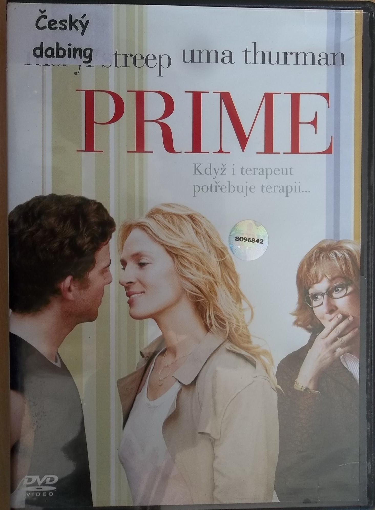 Prime (bazarové zboží) DVD