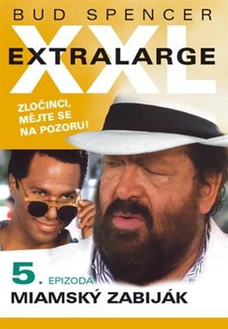 Extralarge 5 Miamský zabiják - DVD