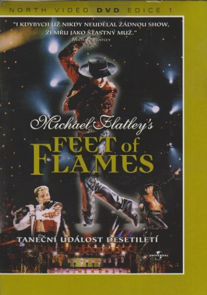 Feet of Flames - DVD