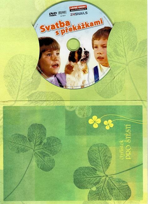 Svatba s překážkami - Astrid Lindgren ( dárkový papír obal ) DVD