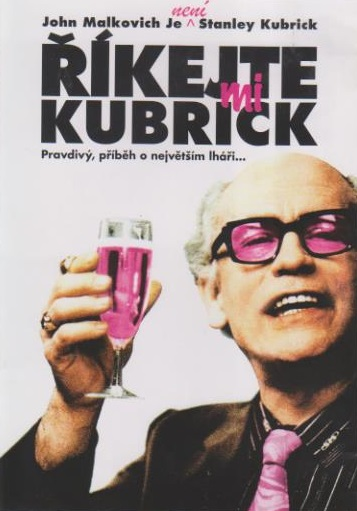 Říkejte mi Kubrick - DVD
