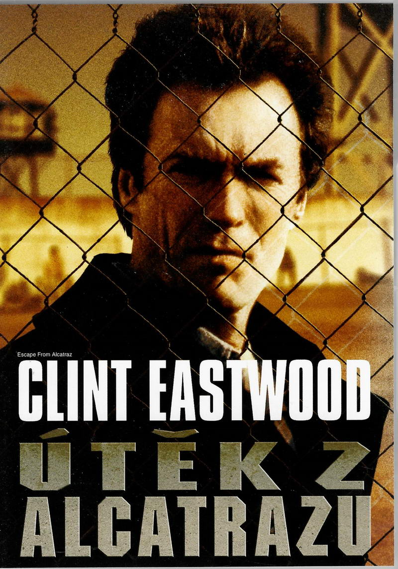 Útěk z Alcatrazu - (původní znění, cz titulky) DVD/Plast/