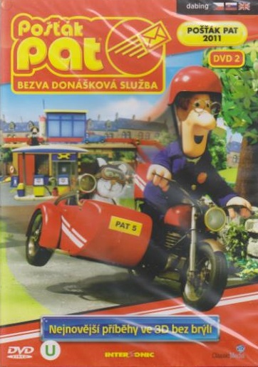 Pošťák Pat 2011 - DVD 2