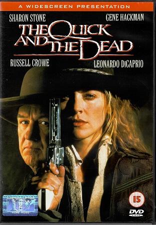 The Quick and the Dead / Rychlejší než smrt ( Originální znění, titulky CZ ) plast DVD