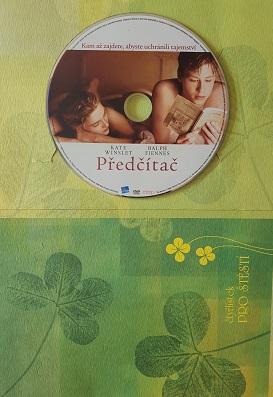 Předčítač - DVD v dárkovém obalu