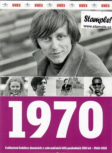 1970 - pošetka CD