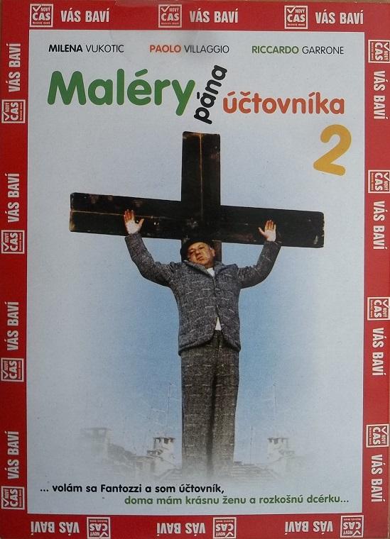 Maléry pana účetního 2 - DVD