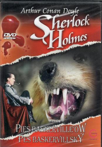 Sherlock Holmes - Pes Baskervilský -DVD plast