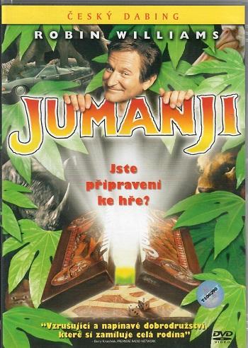 Jumanji ( plast ) DVD