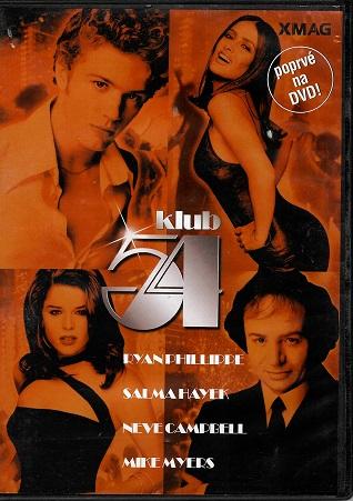Klub 54 ( slim ) DVD
