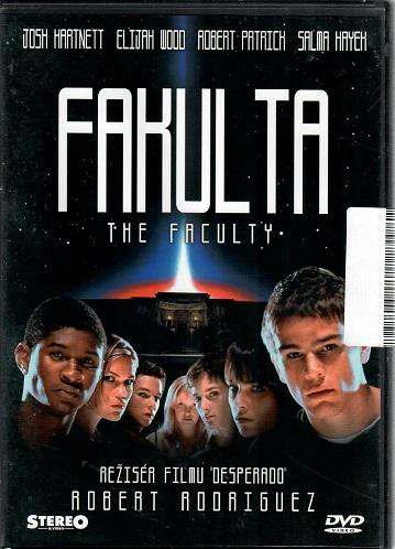 Fakulta ( slim ) - DVD