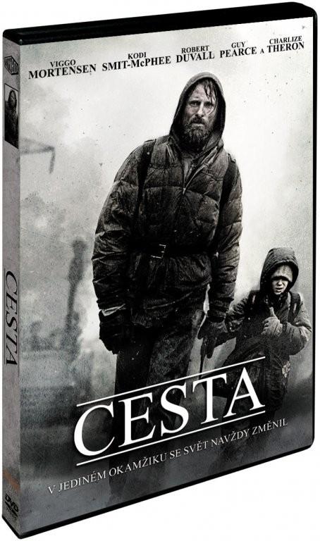 Cesta - DVD - plast
