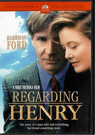 Regarding Henry / Myslete na Henryho ( originální znění, titulky CZ ) plast DVD