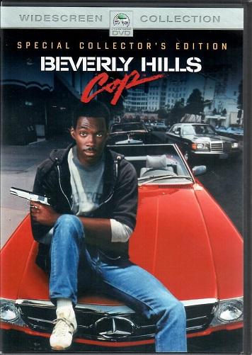 Policajt v Beverly Hills/Beverly Hills Cop ( originální znění s CZ titulky ) - DVD