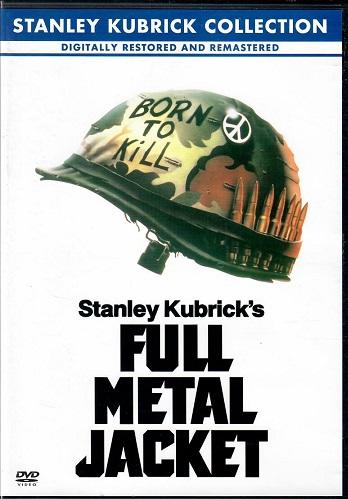 Full metal jacket/ Olověná vesta ( originální znění, titulky CZ ) plast DVD