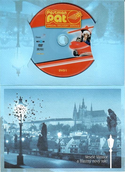 Pošťák Pat 2011 - DVD 1 ( dárkový papír obal )