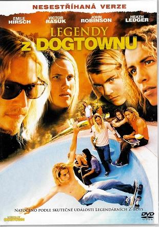 Legendy z Dogtownu ( plast ) DVD